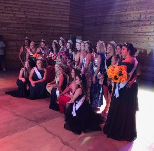 Mid State Fair Pageant 7 17 2019 - KPRL Radio 1230AM